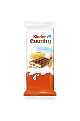 Kinder Country Šok. Su Javainiais, 24G