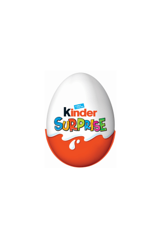 Kinder Surprise Šokolādes Ola, 20G