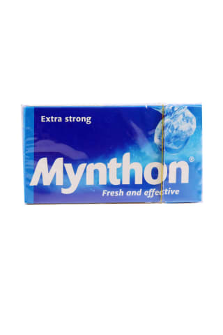 Pastilas Mynthon Extra Strong 34g
