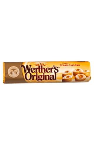 Grietininiai saldainiai WERTHER'S ORIGINAL, 50 g
