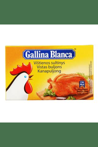 Vištienos sultinys GALLINA BLANCA, 8 kubeliai, 80 g