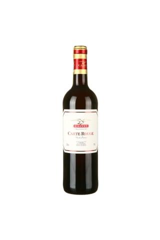 Sarkanvīns Calvet Carte rouge Cabernet sausais 11,5% 0,75l