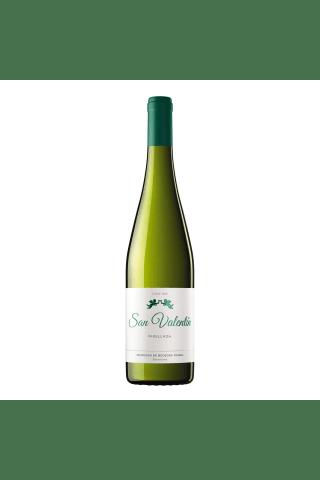 Baltvīns San Valentin Torres 11% 0.75l