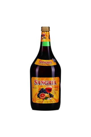 Vīnu saturošs dzēriens Sangria 7% 1,5l