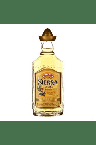 Tekila SIERRA Reposado, 38%, 0,5l