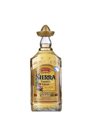 Tekila Sierra Gold 38% 0.7l