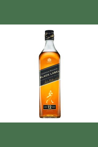 Viskijs J.Walker Black Label 40% 0.7l