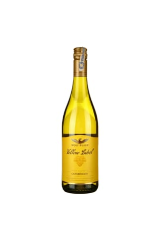 Baltvīns Wolf Blass Yellow Label Chardonnay sausais 13% 0,75l