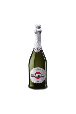Dzirkstošais vīns Martini Asti D.O.C.G. Moscato saldais 7,5% 0,75l