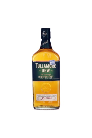 Viskijs Tullamore Dew īru 40% 0.7l