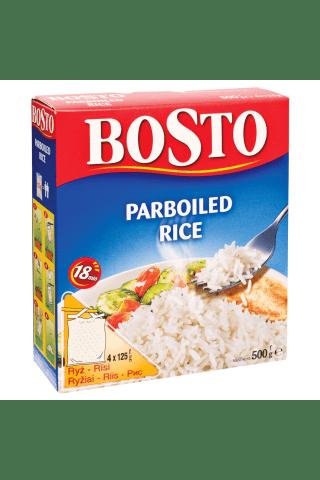 Plikyti ryžiai bosto 4x125g