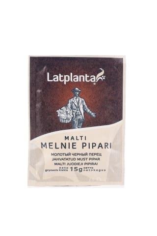 Melnie pipari Latplanta malti 15g
