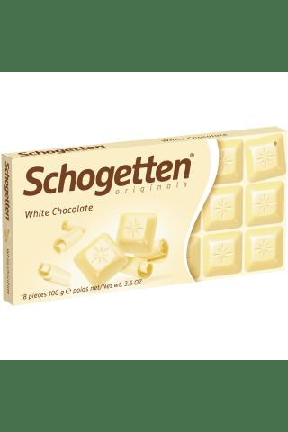 Šokoladas schogetten white 100g
