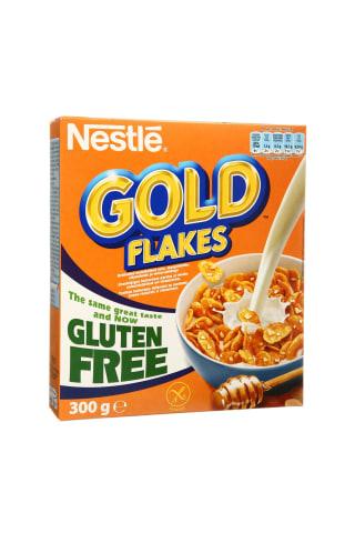 Nestle corn flakes honey nut – traškūs kukurūzų dribsniai su medumi, žemės riešutais ir vitaminais.