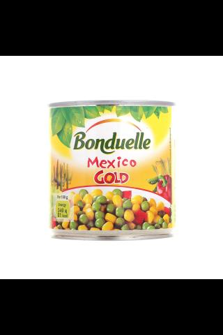 Kukurūza Bonduelle ar zirņiem un papriku 340g