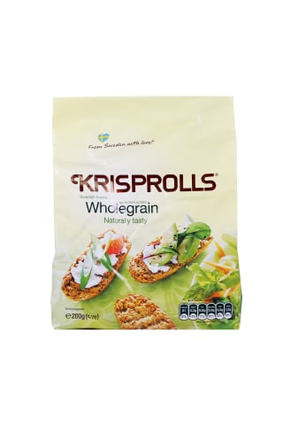 Grauzdiņi Krisprolls Golden wheat 225g