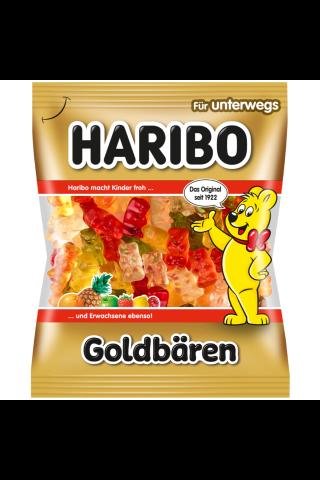 Želė saldainiai HARIBO GOLDBAREN, 100 g