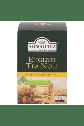 Juodoji arbata AHMAD TEA ENGLISH TEA nr. 1 100 g