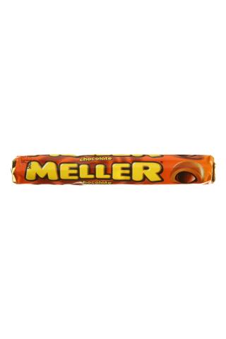 Kramtoma karamelė su šokolado įdaru MELLER, 38 g