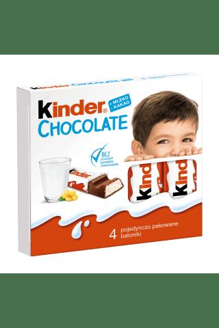 Kinder Šokoladas T4, 50G