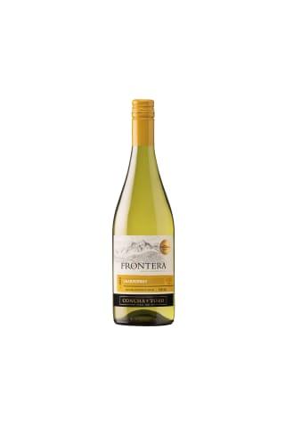Baltvīns Frontera Chardonnay 13% 0.75l