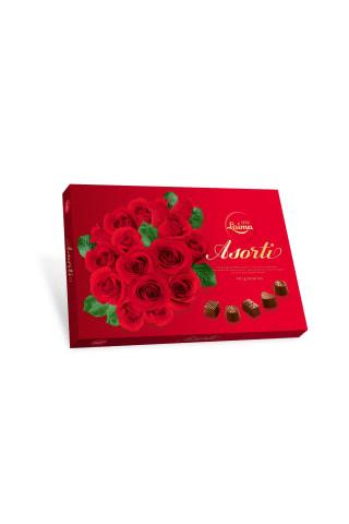Šokolādes konfekšu asorti Laima 470g