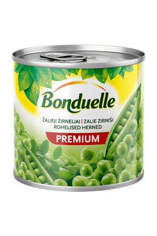 Žalieji žirneliai BONDUELLE, 400 g