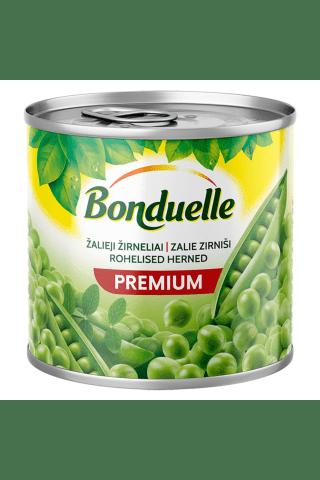 Konservēti zaļie zirnīši Bonduelle 400g