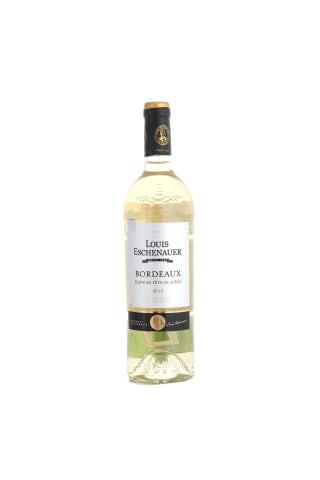 Baltvīns Louis Eschenauer Bordeaux Oak Aged Sauvignon Blanc Bordeaux sausais 13% 0,75l