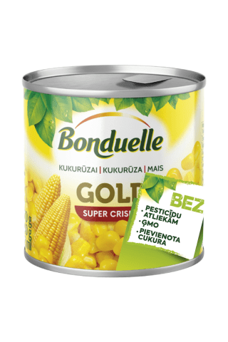 Konservēta kukurūza Bonduelle 170g