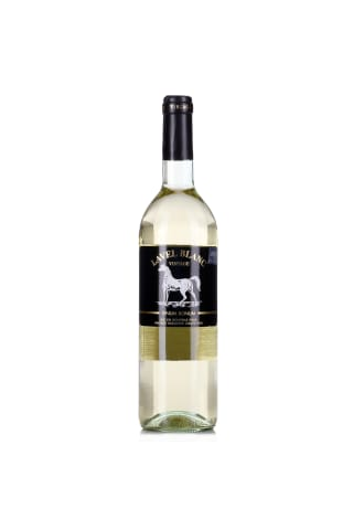 Baltvīns Lavel Blanc pussaldais 10,5% 0,75l
