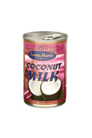 Kokosų pienas SANTA MARIA, 0,4 l