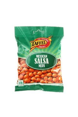 Žemės riešutai TAFFEL MEXICAN SALSA, 150 g