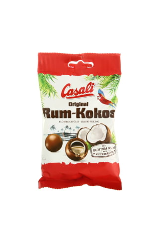 Casali kokosa suflē ar rumu 100g