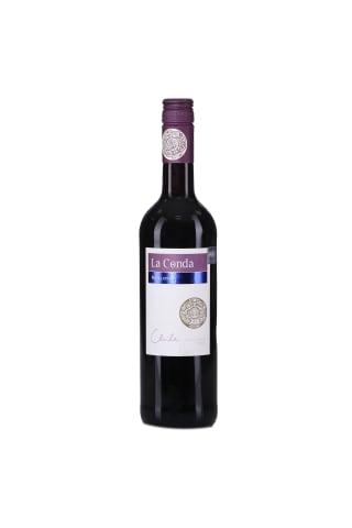 Sarkanvīns La Conda Merlot Central Valley sausais 13% 0,75l