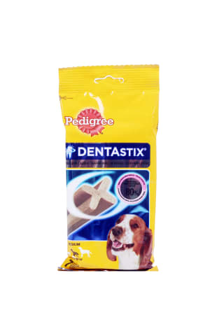 Šunų skanėstai PEDIGREE DENTA STIX, 7vnt, 180 g