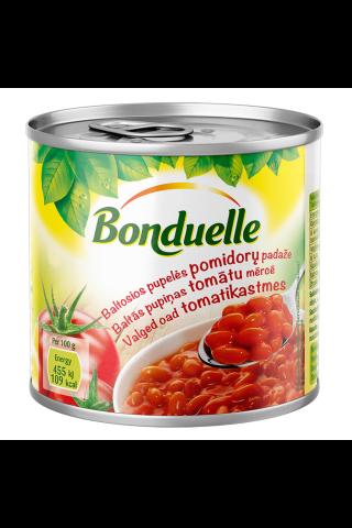 Baltās pupiņas Bonduelle tom. mērcē 430g