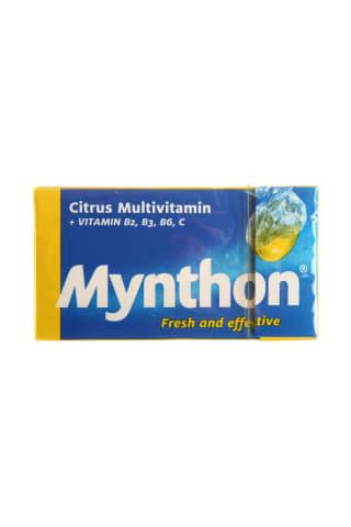 Pastilės mynthon citrus-multivit,34g