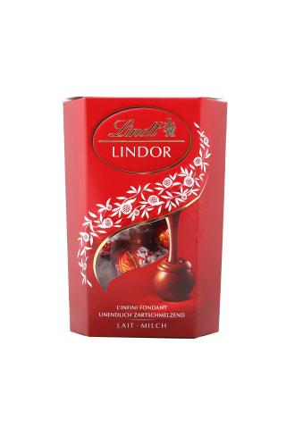 Šokolādes konfektes Lindor piena 200g