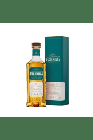 Viskijs Bushmills malt 10yo 40% 0.7l