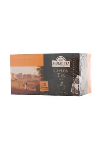 Melnā tēja Ahmad Ceylon 40x2g