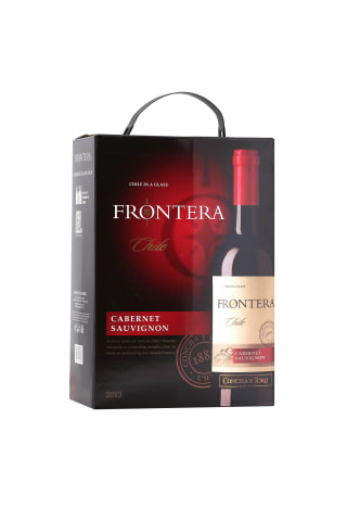 Sarkanvīns Frontera Cabermet S. 12.5% 3l