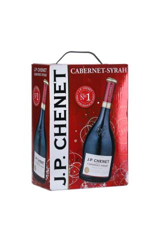 Sarkanvīns J.P.Chenet Original Cabernet Syrah Languedoc - Roussill sausais 13% 3l