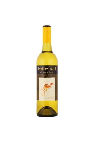 Baltas sausas vynas YELLOW TAIL CHARDONNAY 13%, 0,75 L