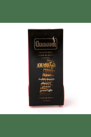 Maltā kafija Gurmans amaretto 125g