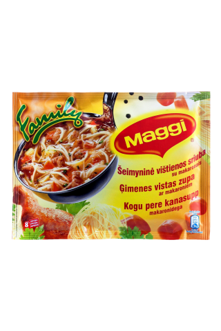 Vistas zupa Maggi ar makaroniem 130g