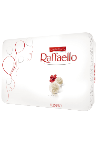 Saldainiai RAFFAELLO, 300 g