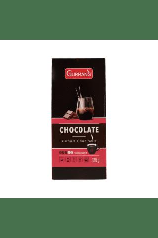 Maltā kafija Gurmans ar šokolādes garšu 125g