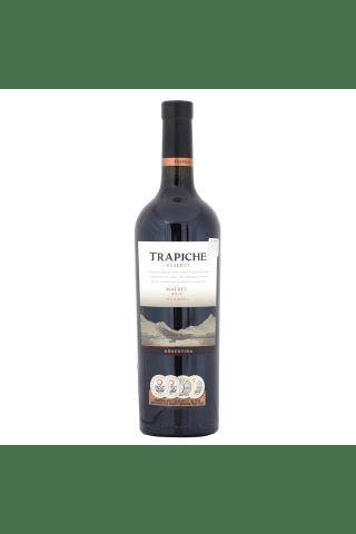 Sarkanvīns Trapiche oak cask malbec saldais 13,5% 0,75l