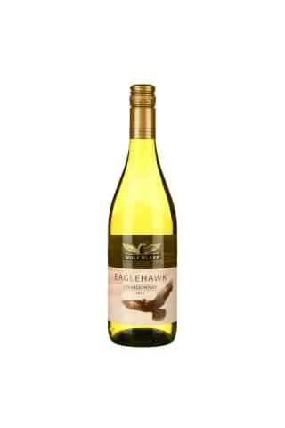 Baltasis sausas vynas WOLF BLASS EAGLEHAWK CHARDONNAY, 13,5 %, 0,75 l